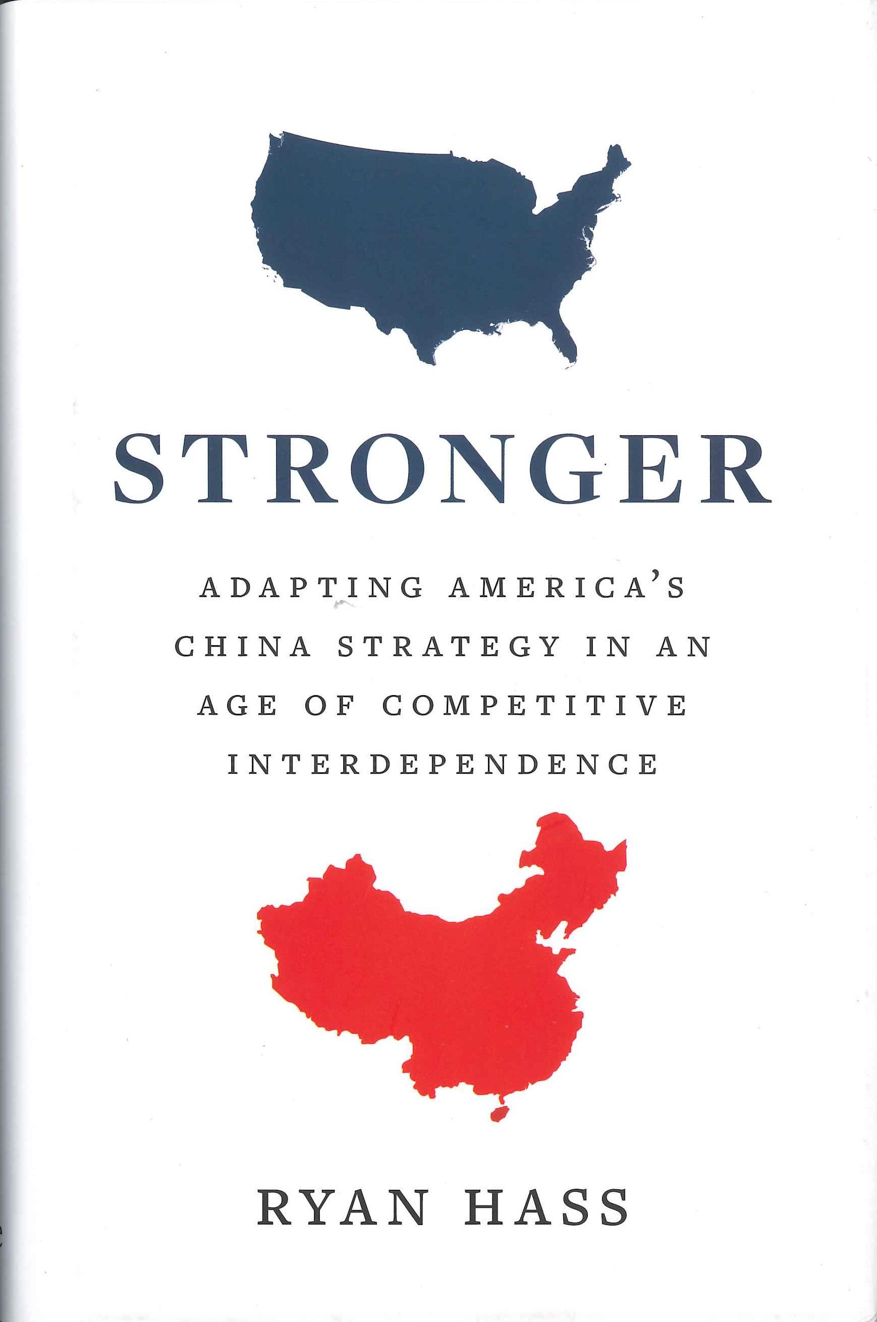Stronger:adapting America