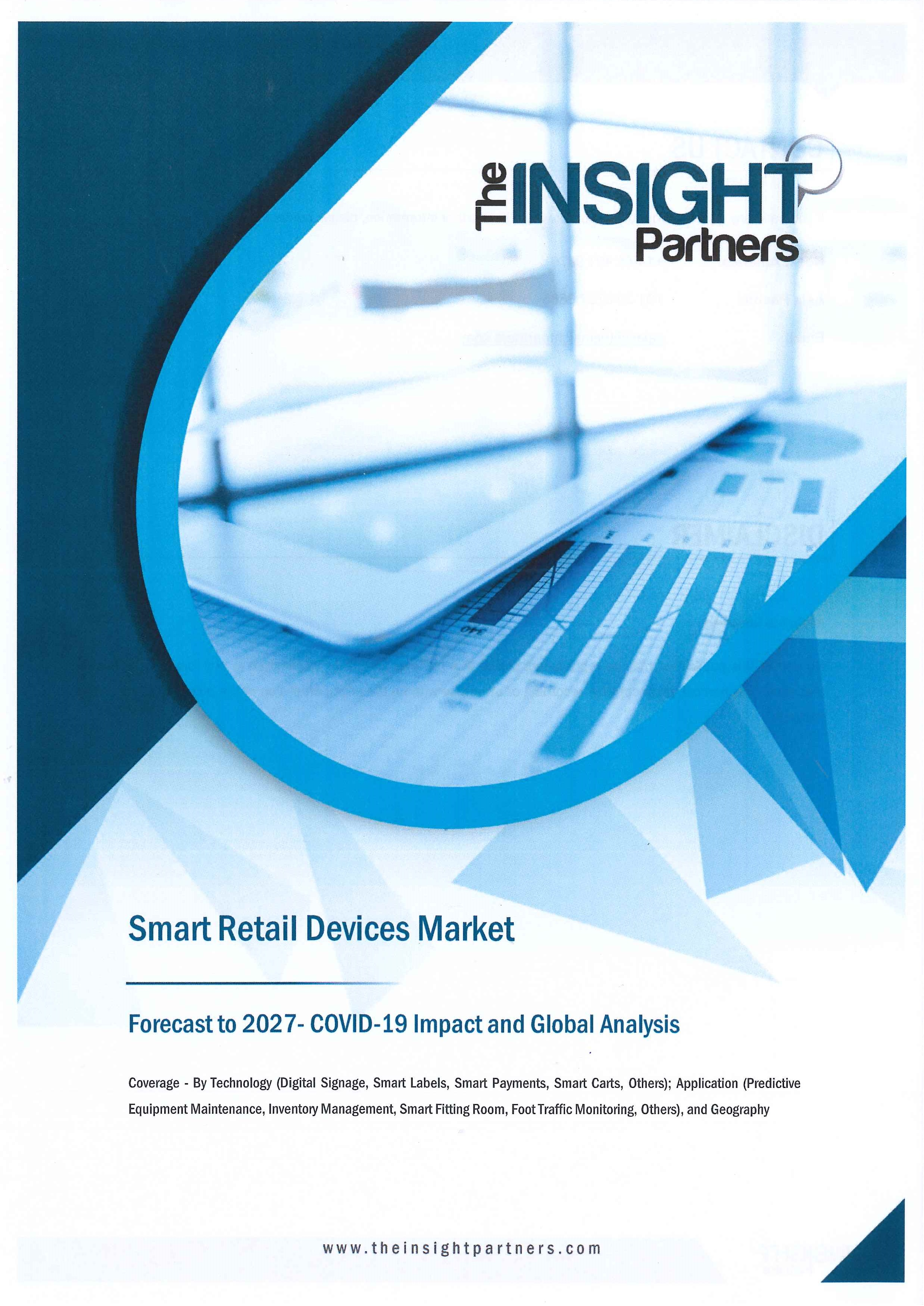 Smart retail devices market [e-book]:forecast to 2027 - COVID-19 impact and global analysis